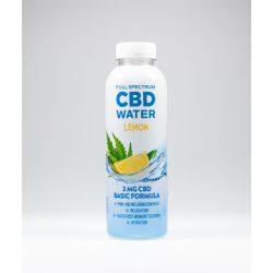 AIDVIAN Full Spektrum CBD víz 3 MG - citrom 500 ML