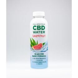 AIDVIAN Full Spektrum CBD víz 10 MG - grapefruit 500 ML