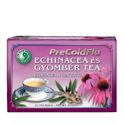 Dr Chen PreColdFlu Echinacea és gyömbér tea - 20db