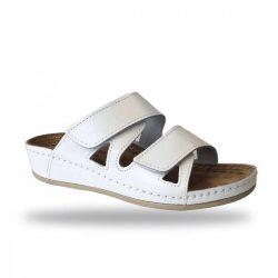 Fratelli Babb bio papucs - komfort papucs D76 Bianco