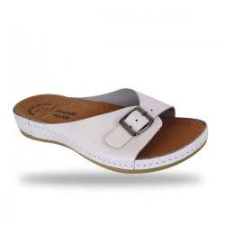 Fratelli Babb bio papucs - komfort papucs D95 Bianco