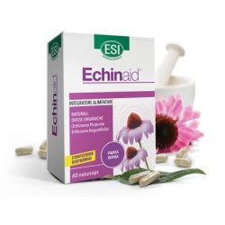 ESI® Echinacea kapszula dupla - Echinacea purpurea és E. angustifolia koncentrált, nagy dózisú kivonata. 60x