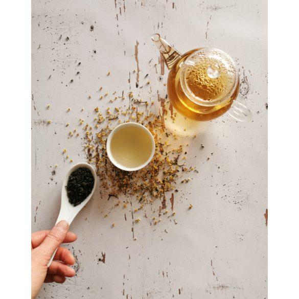 Kamélia Kert Fűszerkert - bodzás zöld tea 50g
