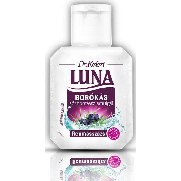 Dr Kelen Luna Borókás Reumasszázs sósborszesz emulgél 150 ml