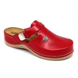 Női Leon papucs – 900 Piros