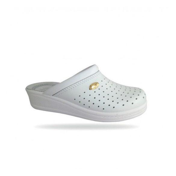 Santal Leight komfort papucs - kényelmi papucs 350 Fehér