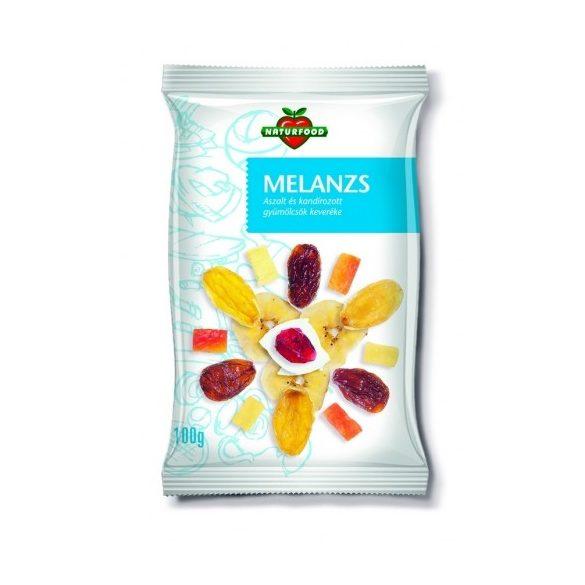 Naturfood Melanzs 100g