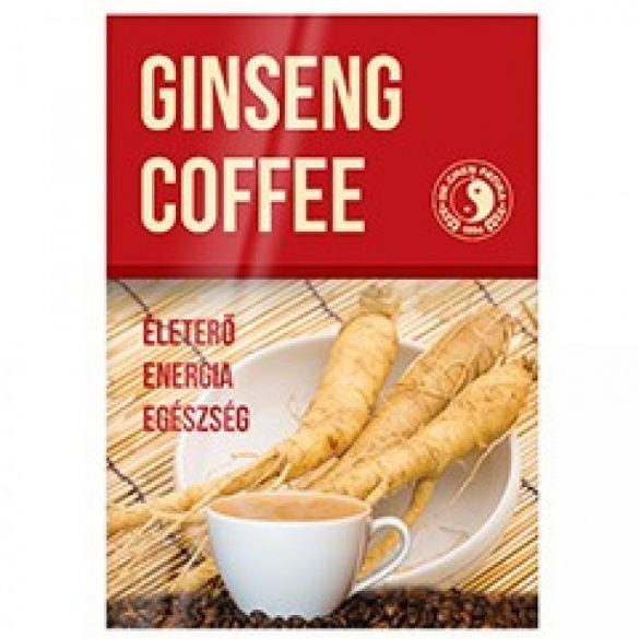 Dr Chen Ginseng Coffee - 15x12g