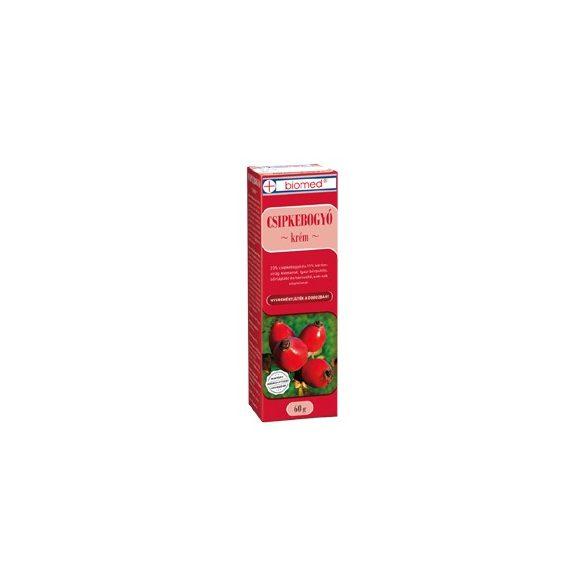 Biomed Csipkebogyó+Körömvirág krém 60 g