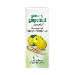 Dr.Chen Grapefruit cseppek Ginsenggel 30 ml