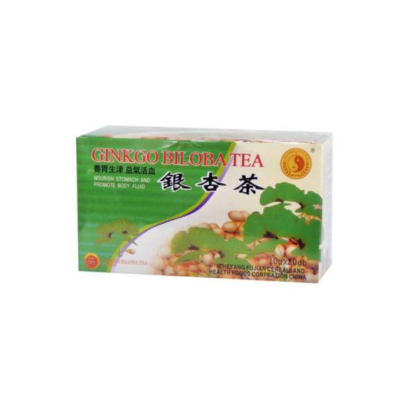 Dr.Chen Instant Ginkgo Biloba tea 20x10g