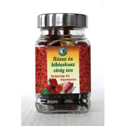 Dr.Chen Rózsa és hibiszkusz virág tea 50g