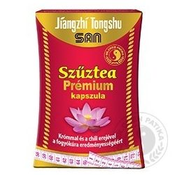 Dr.Chen Szűztea 20 Prémium kapszula