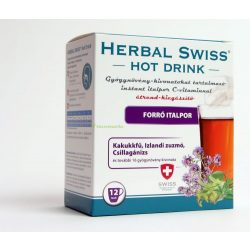 Herbal Swiss hot drink italpor 12 db
