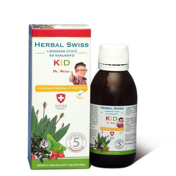 Herbal Swiss Kid szirup 150 ml