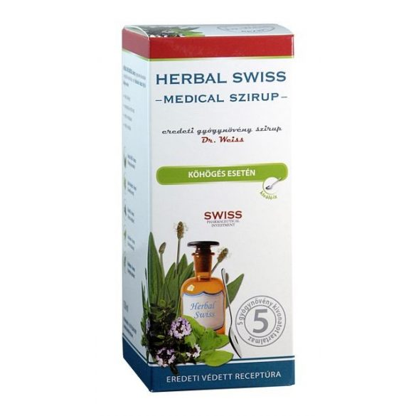 Herbal Swiss szirup 300 ml