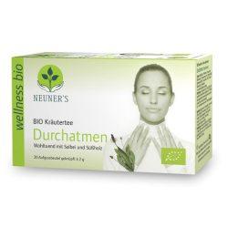 Neuner's Wellness Bio Légút tea 20 db