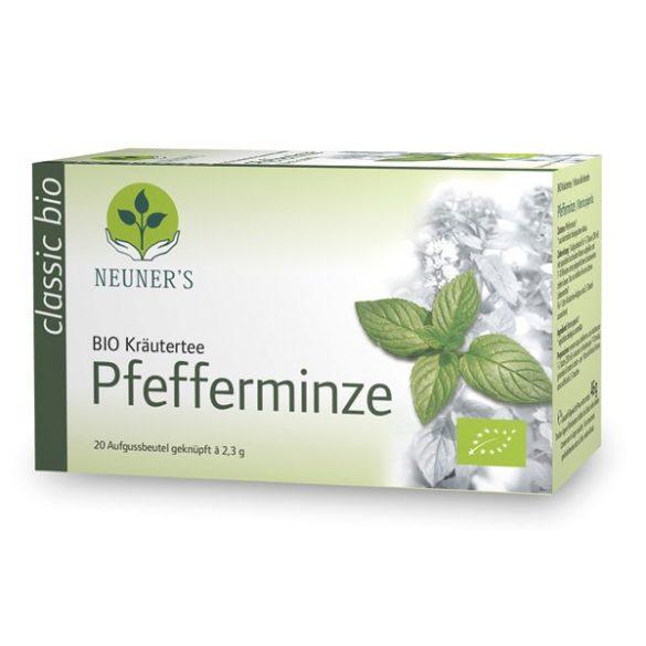 Neuner's Classic Bio Borsmenta tea 20db