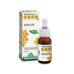 Alkoholmentes Propolisz csepp, tisztított vízben, glicerin hozzáadása nélkül. EPID® szabadalommal! 30 ml