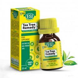 ESI® 100%-os ausztrál Teafa olaj - Gyógyszerkönyvi tisztaság, magasabb, mint 38% összterpén tartalom! 25ml