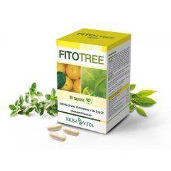 ErbaVita® FitoTree kapszula 60x- Mikrokapszulázással készült, a folyamatos hatóanyag leadásért.