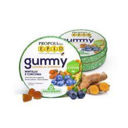 Gummy szopogatós gumicukor - EPID® propolisz, fekete áfonya, kurkuma 40g