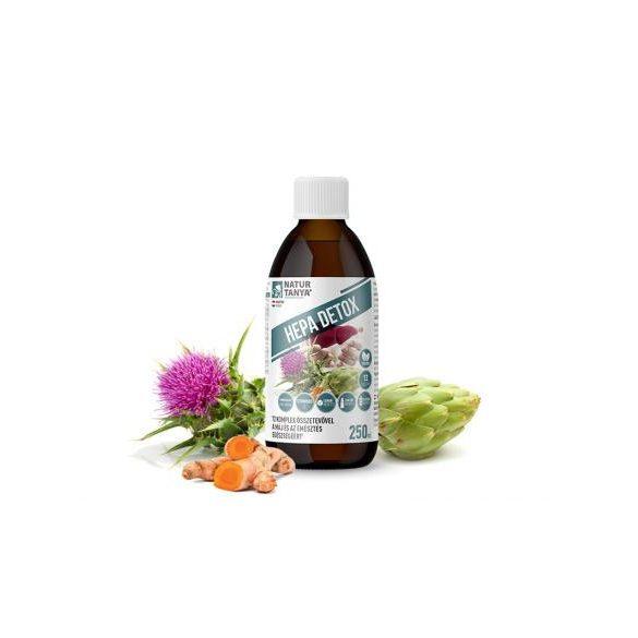 Natur Tanya® Hepa Detox máj és emésztés 250ml