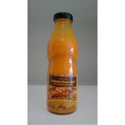 Homoktövis velő 100% gyümölcstartalommal 500 ml