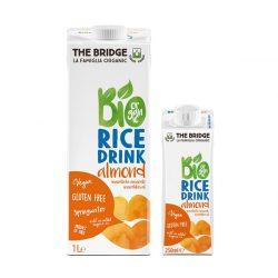 The Bridge Bio Mandulás Rizsital 250 ml