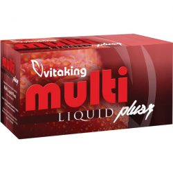 Multi Liquid Plusz multivitamin 30x