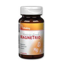 Vitaking MagneTrio (Mg + D3 +K2) 30x
