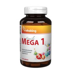 Vitaking Mega1 Family vitamin 120x