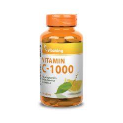 Vitaking C-vitamin 1000mg Biof. 90x