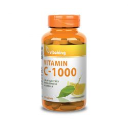 Vitaking C-vitamin 1000mg Biof. 90x