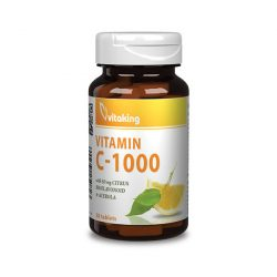 Vitaking C-vitamin 1000mg bioflavonoidokkal 30x