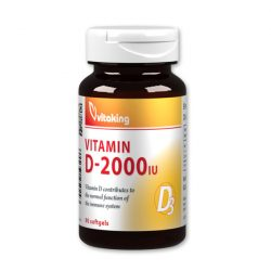 Vitaking D3 vitamin 2000NE 90x