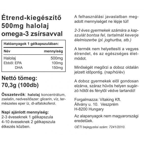 Vitaking Omega-3 Kids 100x