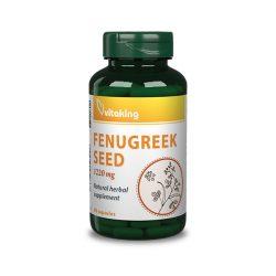 Vitaking Görögszénamag 90x - változókori tünetek ellen, PMS kezelésére, kebeldúsításra