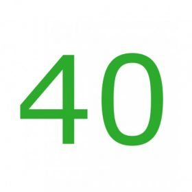 40-es méret