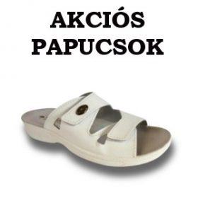 Akciós papucsok