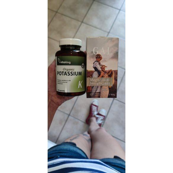 Anita - Szív egészsége csomag 3 havi - GAL Magnézium-biszglicinát kapszula + Vitaking Kálium kapszula