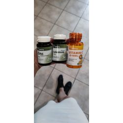 Anita Immuntámogató csomagja 1. - Vitaking C1000+D4000 tabletta; Vitaking cink tabletta; Vitaking szelén kapszula