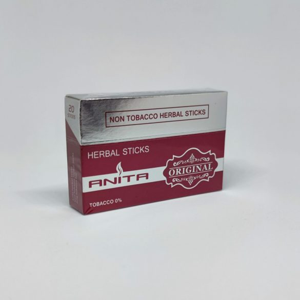 ANITA Original nikotinmentes hevítőrúd - 1 doboz