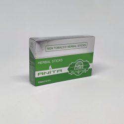 ANITA Lime ízű nikotinmentes hevítőrúd - 1 doboz