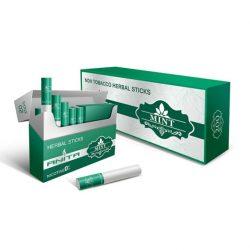 ANITA Mentol ízű nikotinmentes hevítőrúd - 1 karton - 10 doboz + 1 ajándék doboz