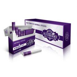 ANITA Áfonya ízű nikotinmentes hevítőrúd - 1 karton - 10 doboz + 1 ajándék doboz