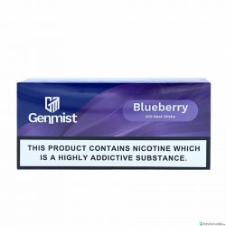Genmist – áfonya ízű dohánymentes nikotinos hevítőrúd 1 doboz