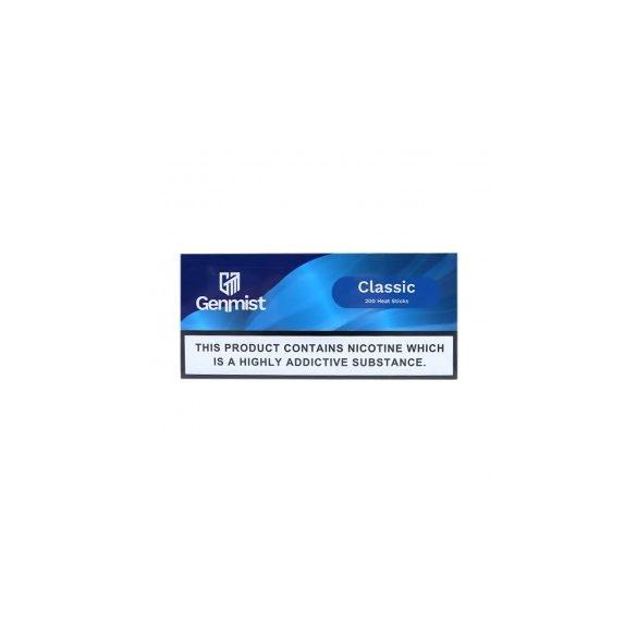 Genmist – classic dohánymentes nikotinos hevítőrúd (mentol nélkül) 1 doboz