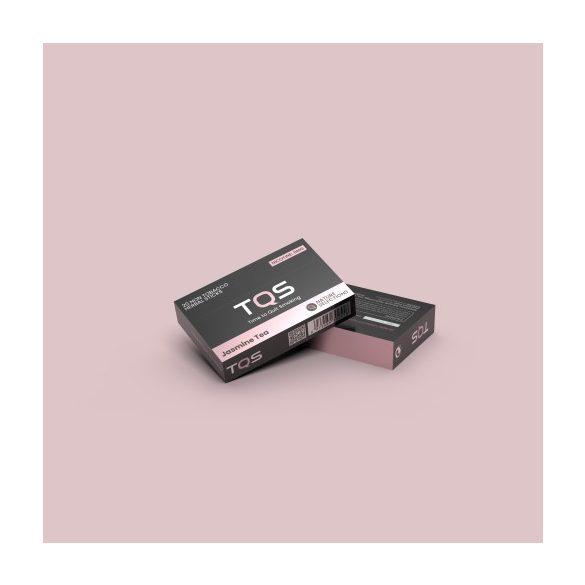 TQS – jázmintea ízű dohány és nikotinmentes hevítőrúd 1 doboz