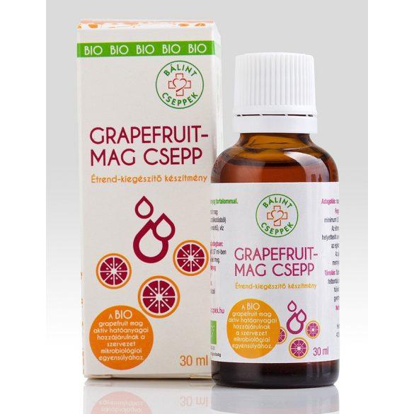 Bálint cseppek Bio grapefruit csepp – 30 ML